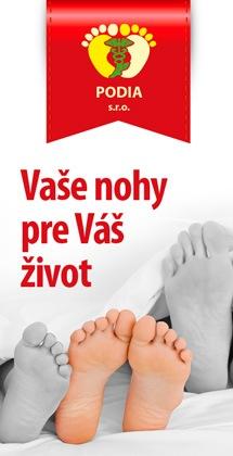 Vaše nohz pre Váš život